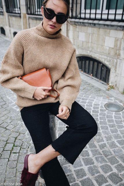 Come abbinare le maglie tricot: idee di look