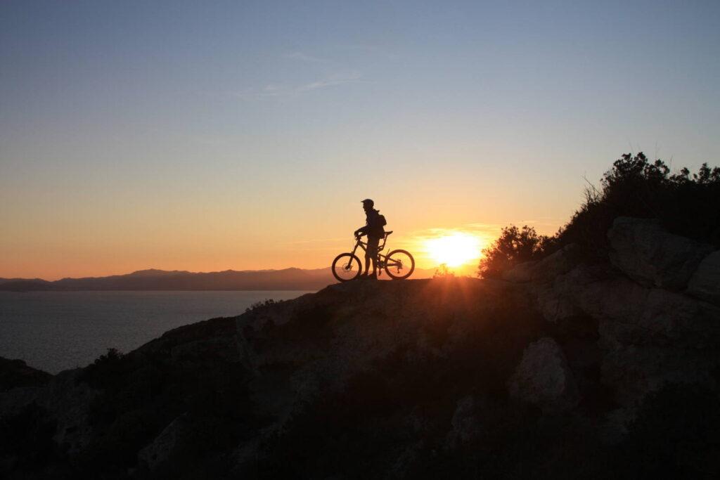 Vacanza green in Sardegna in mountain bike