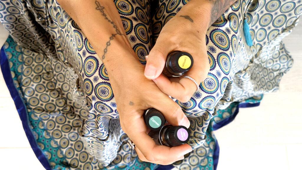 Sostenere e fortificare il corpo in modo naturale e con gli oli essenziali