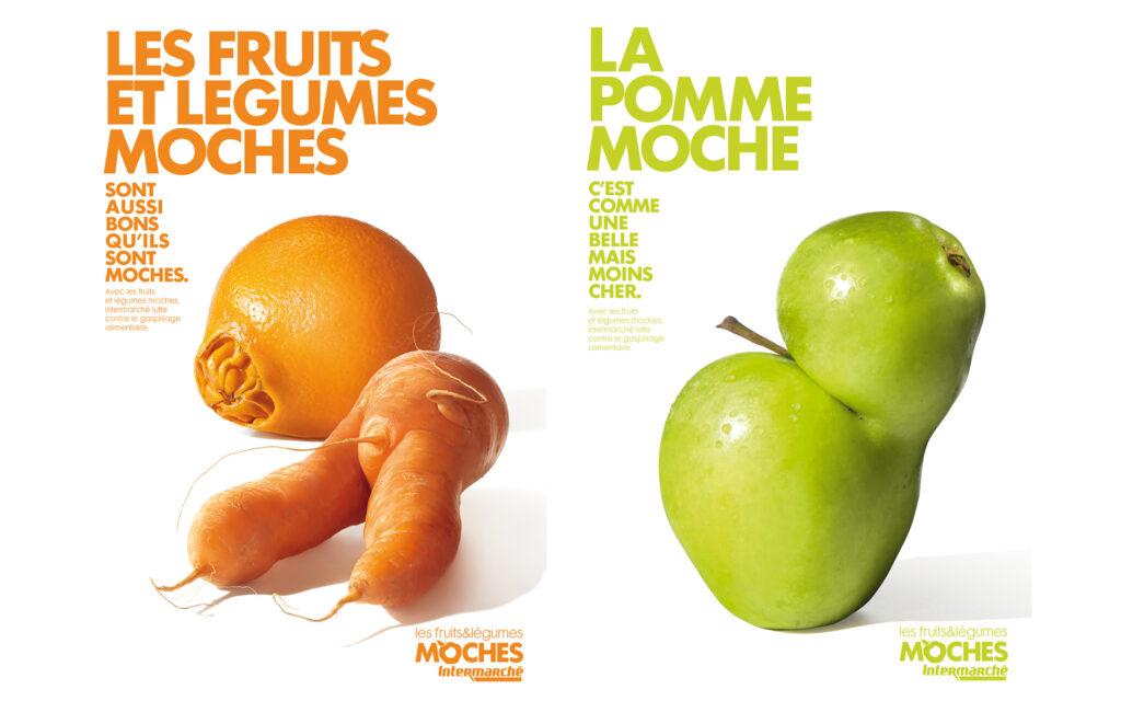 ridurre lo spreco alimentare: la campagna ugly fruits