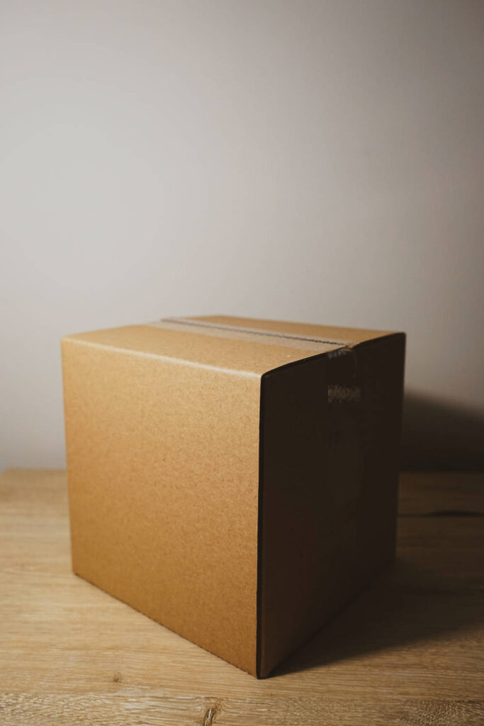 packaging in materiali naturali