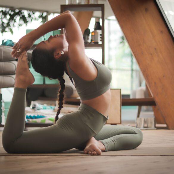 affrontiamo l'inverno c l'aiuto dello yoga