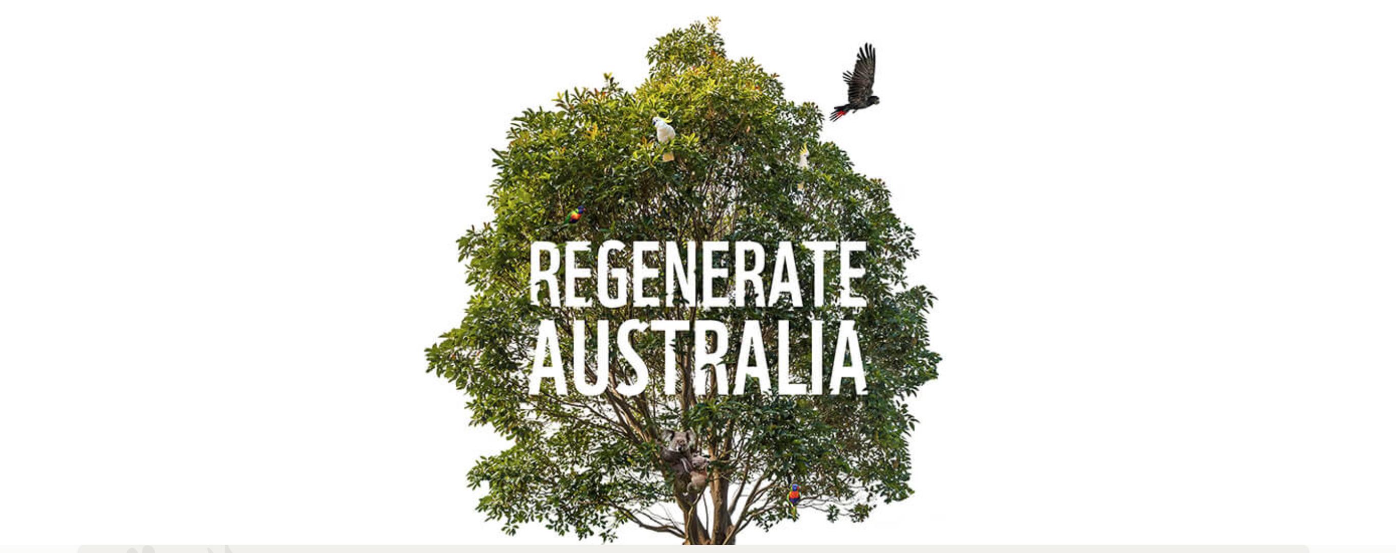 Regenerate Australia