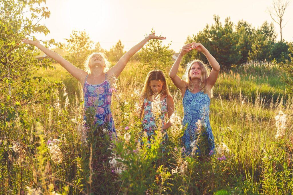 A scuola nella natura: 4 benefici dell'educare nel verde